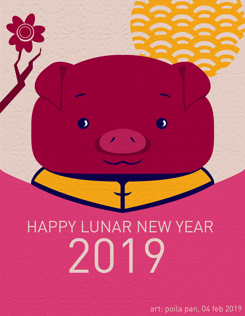 Most recent image: Lunar New Year 2019