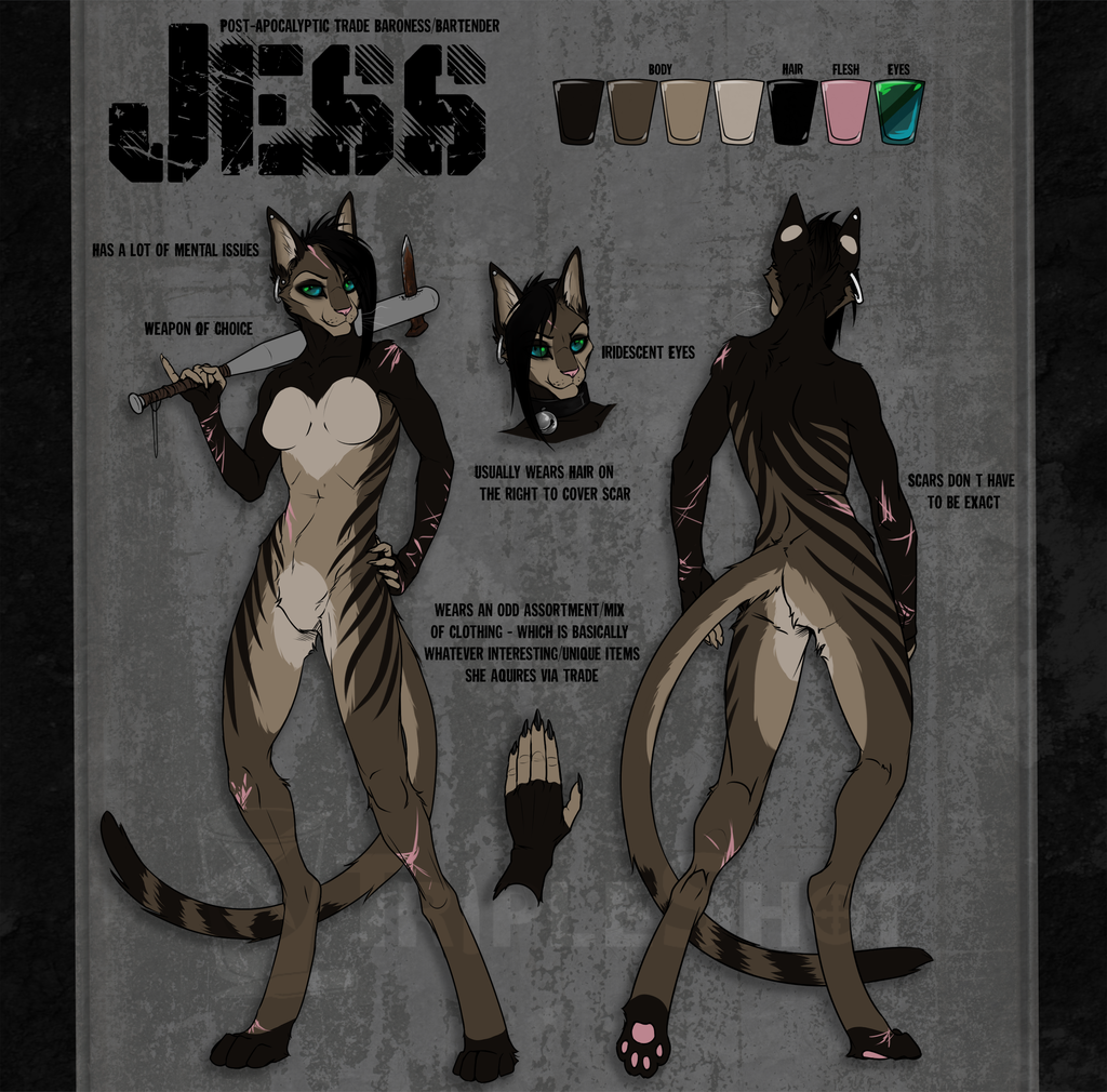 Jess Reference Sheet