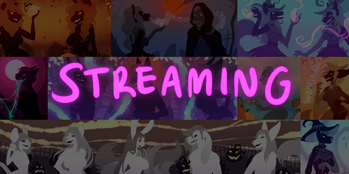 streaming icons