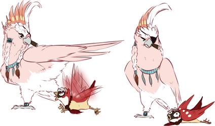 Birdshipping,
