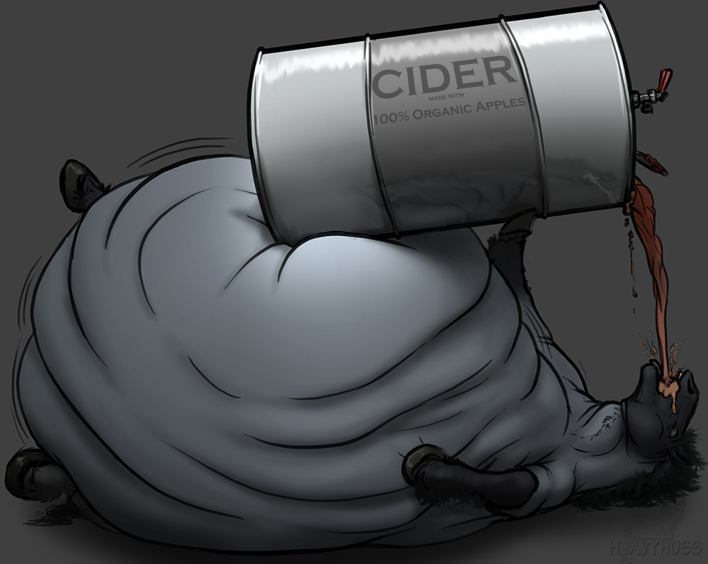 Most recent image: Knoxx's Cider!