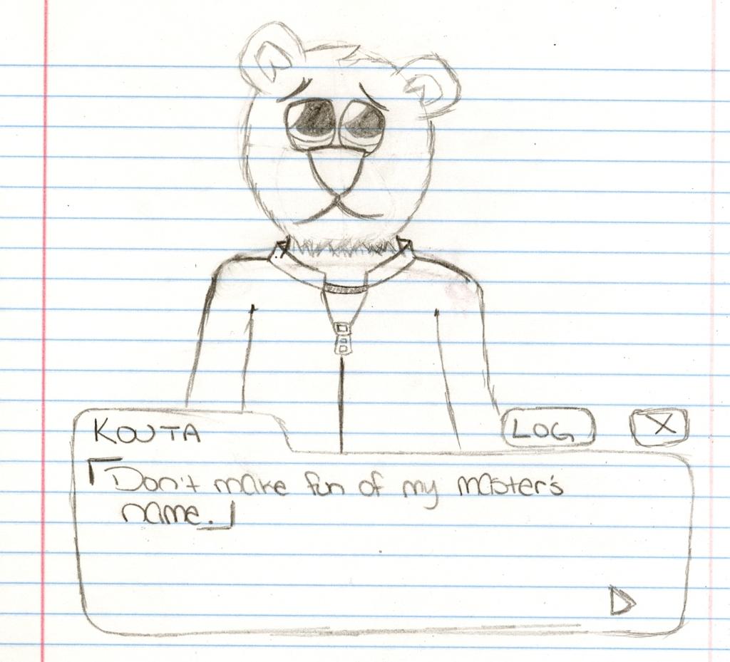 Morefuyu Sketch