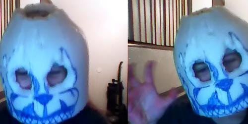 Nightmare Freddy Cosplay WIP