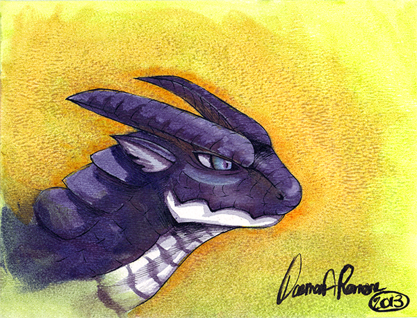 [P] Watercolor Practice