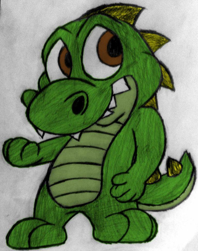 Adam Gator (Color)
