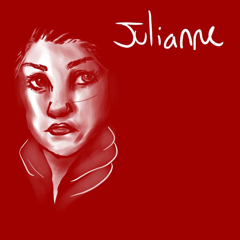 Julianne from Breakout Kings