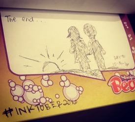 Project: Inktober 2016 -day 31-