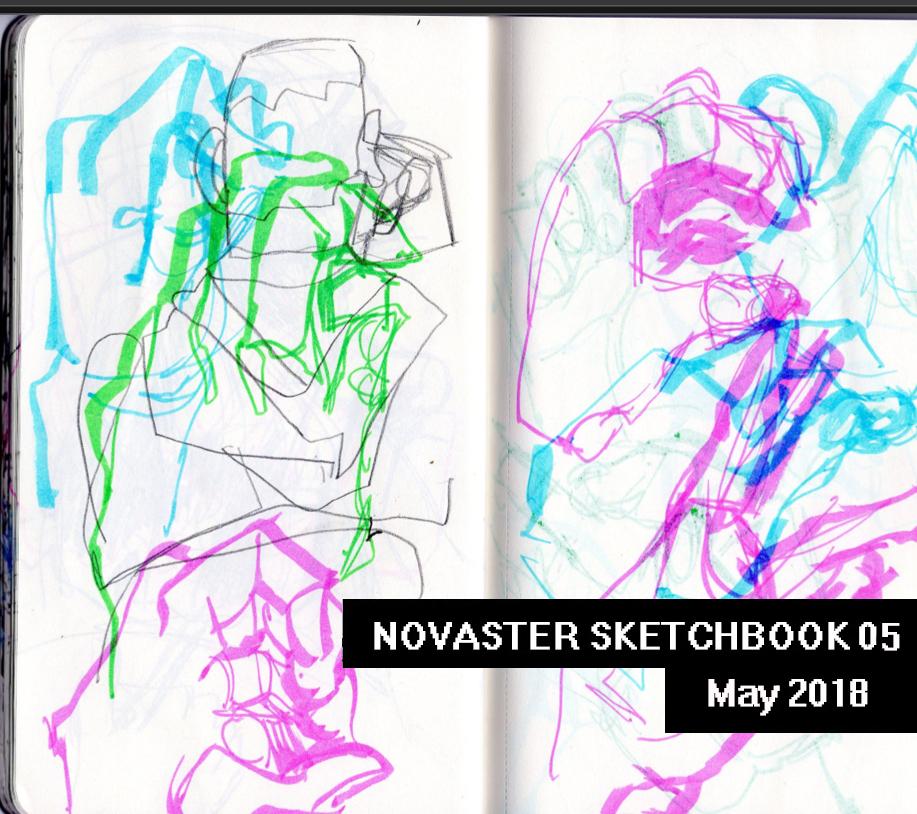 Most recent image: Sketchbook 05