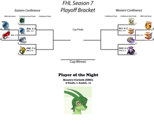 FHL Season 7 Conference Semi-Finals Game 2