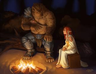 Lhoryn's Story