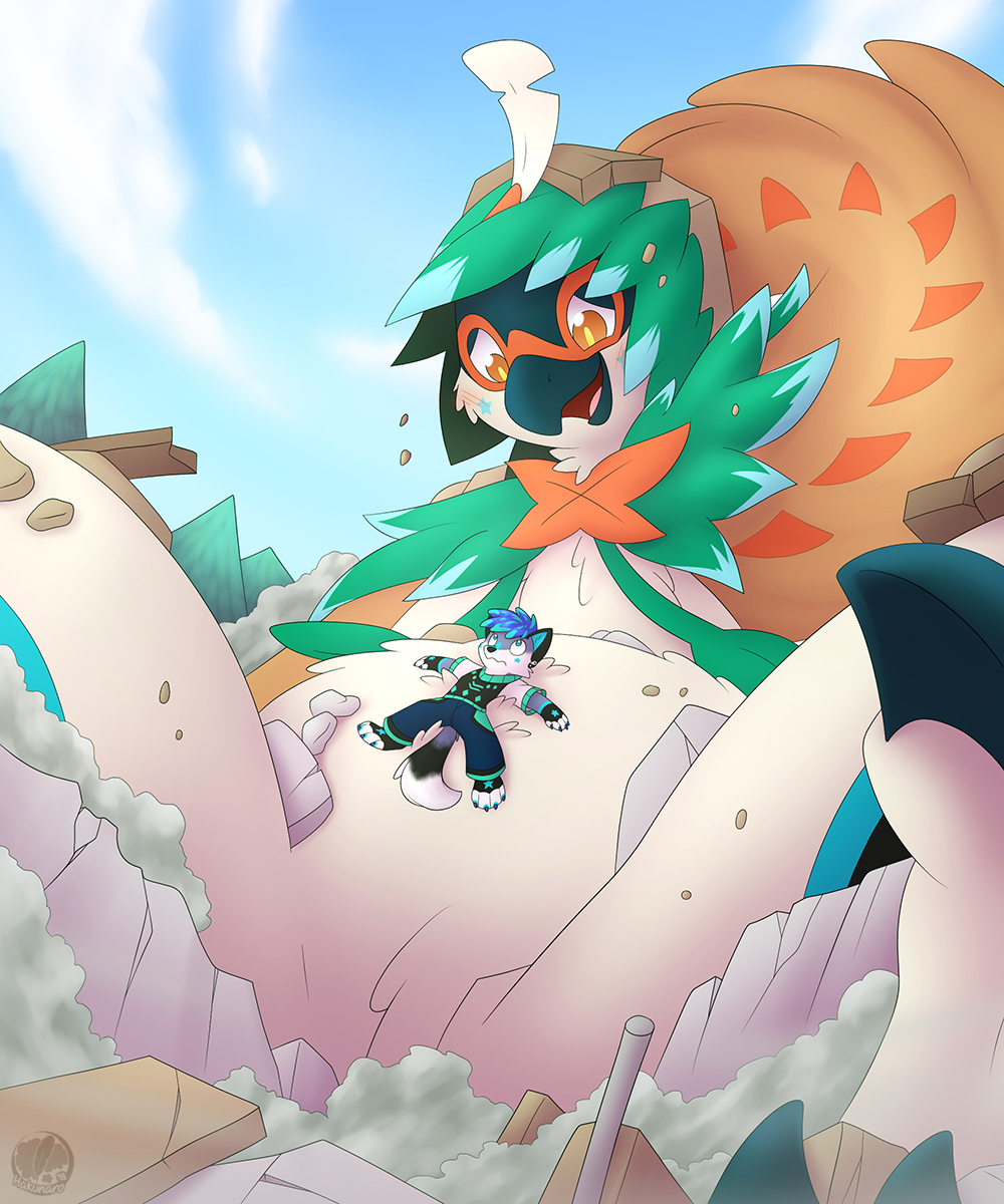 [Com] :: Up and Out