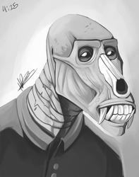 Primus DeMorte Greyscale