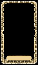 Tarot border
