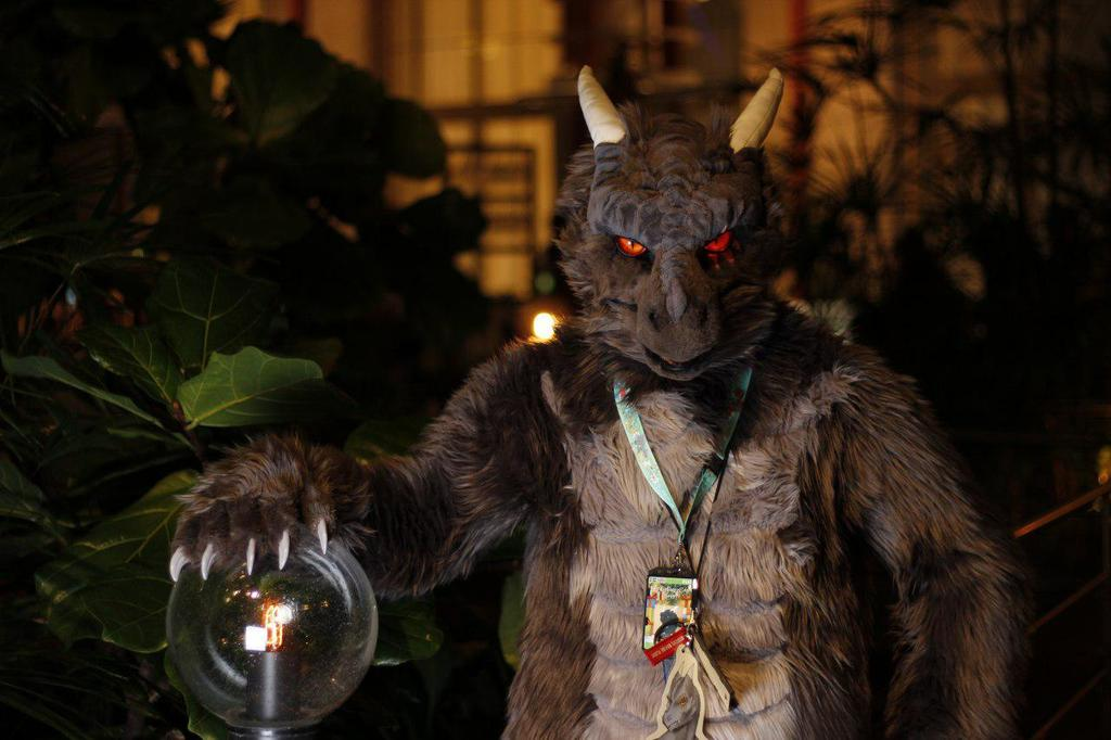 NFC2019 ''A Dragon And His Magical Orb''