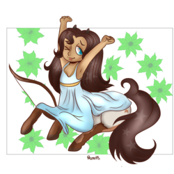 Centaur girl-t