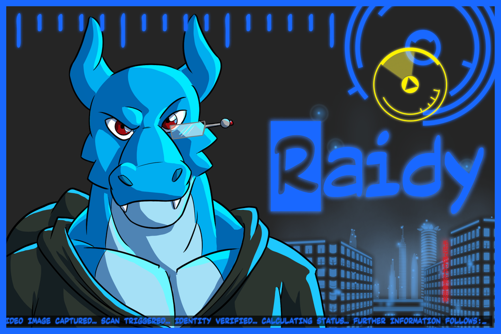 Most recent image: Raidy RF Badge - by Cooner