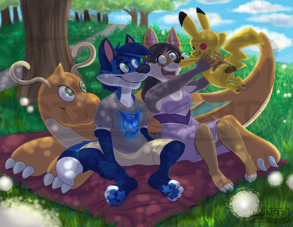 [C] A Day in the Park