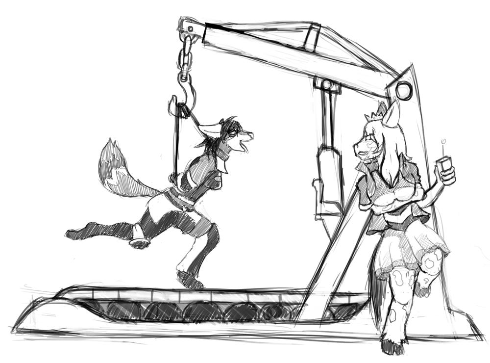 Gym Brats Torture Device #1 Treadmill