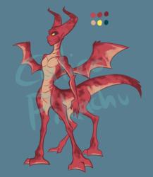 $26 Dragon Taur Adoptable