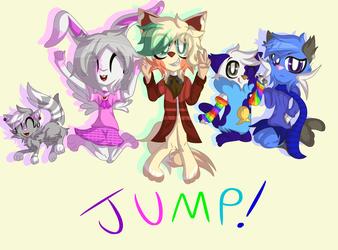 Jumpin' High, Jumpin' Sky