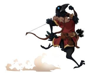 D&D Character Pip