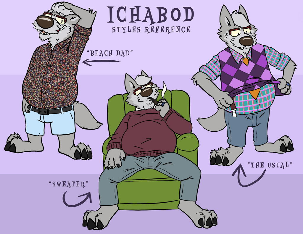 Ichabod Styles Reference 1