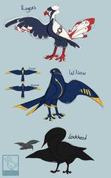 the return of the bird king