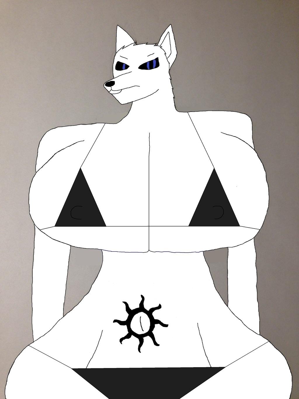 Bikini Luna!