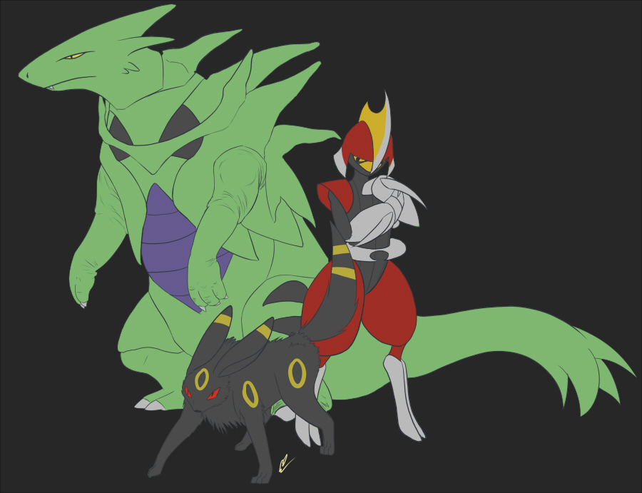 Pokemon Challenge, Day 2