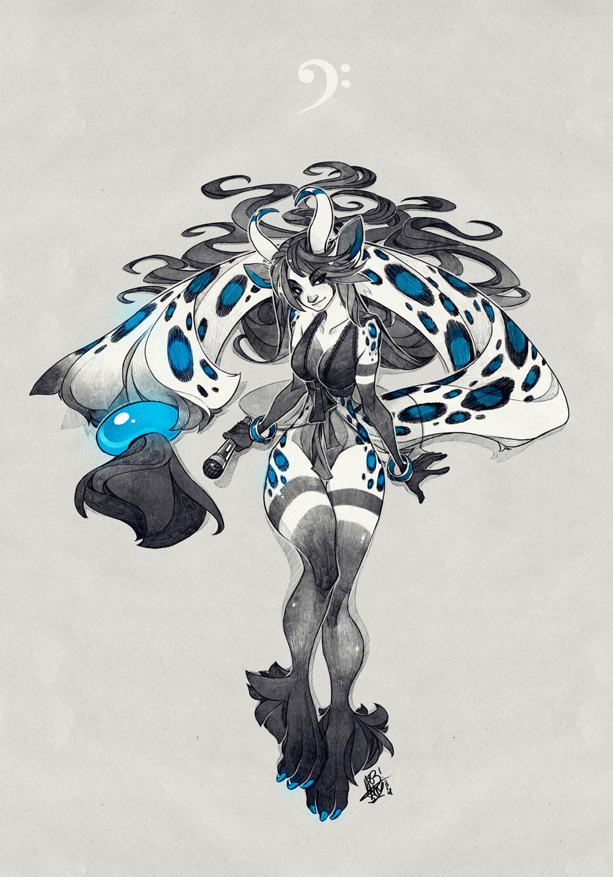 Iron Artist 95: Twilight-Goddess