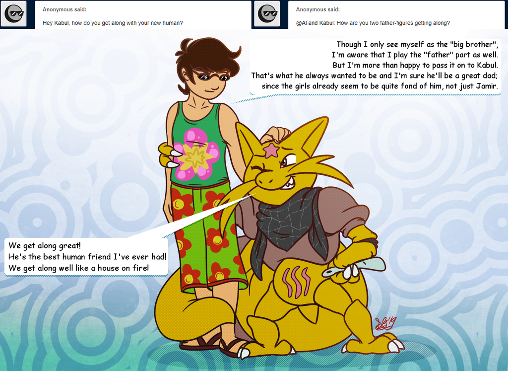 AAAAsk Abra and Mew question #251 ENG