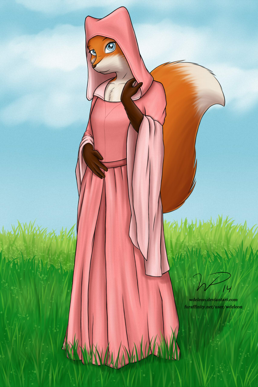 Most recent image: Maid Marian Colored