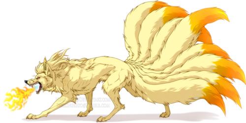 Nine Tailed Fire-starter
