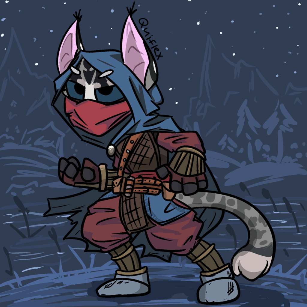 The Khajiit Thief (2018)