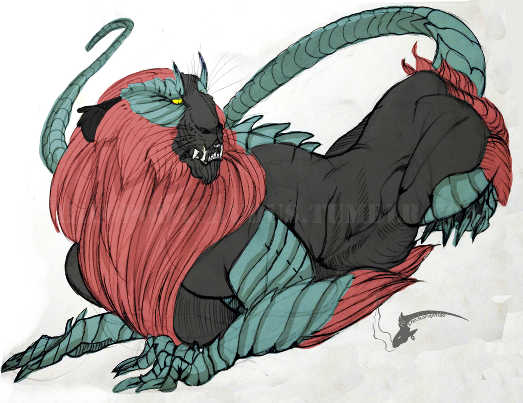 Leezard Lion
