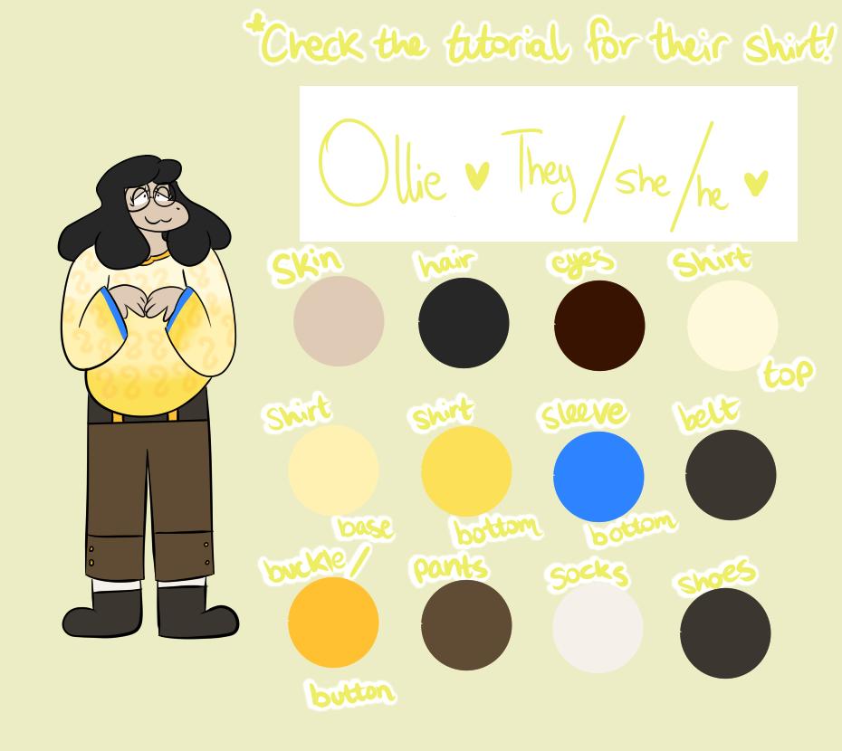 [OC Ref] Ollie