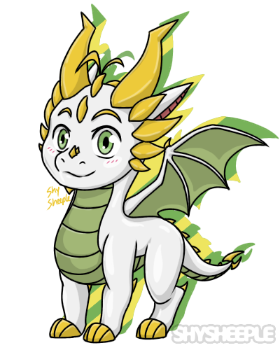 Chibi Dragon Meliodas