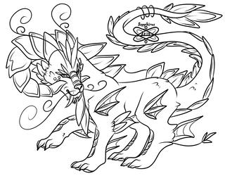 Dragon Hound +WIP+