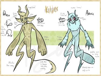 new species: kildes!!