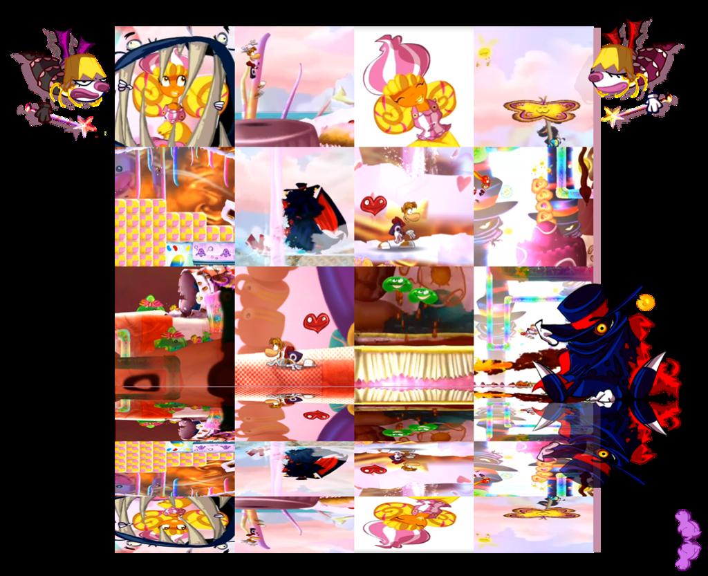 Rayman Origins Mod Compilation 2
