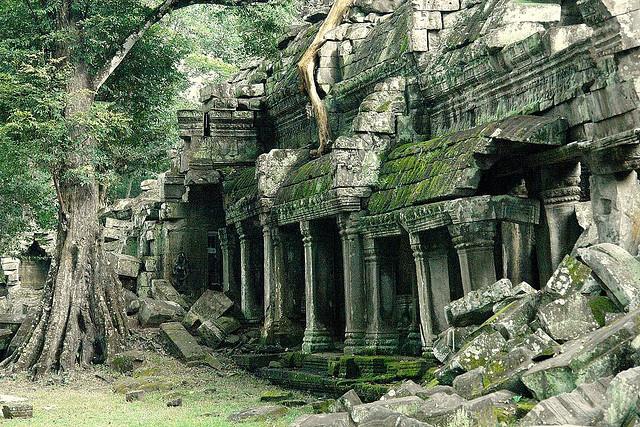 Jungle Temple WIP
