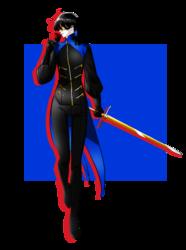Persona 5 OC - Kase Akimoto