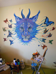 Mural Painting Finished