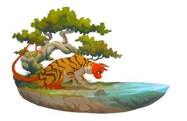 island commission