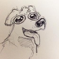 BallPointPentober8 - Doggy