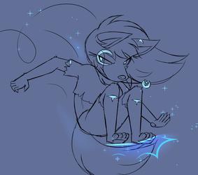 Lupa's Magic