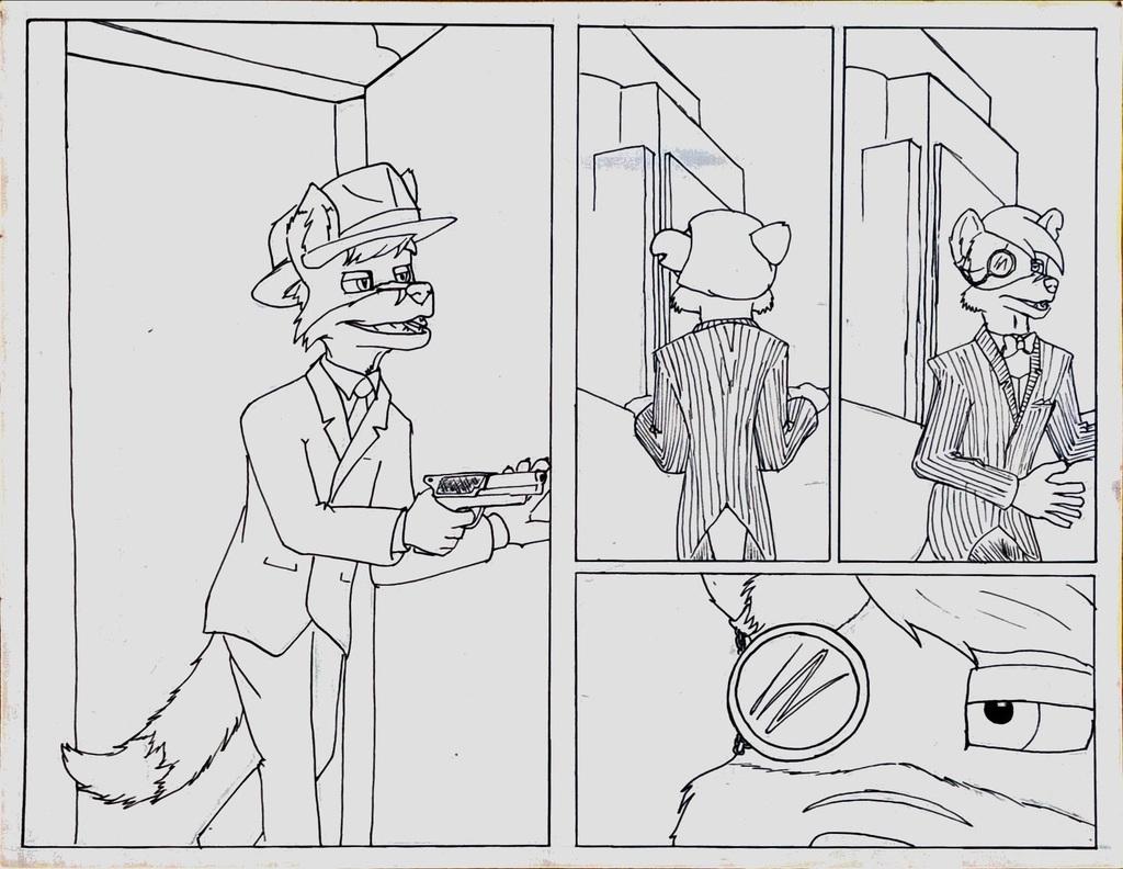 Inspector Fuchs, tease