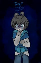 OC Art R2 2 - Scared Junior