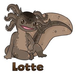 Lotte badge