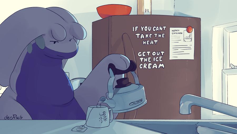 p// tea time
